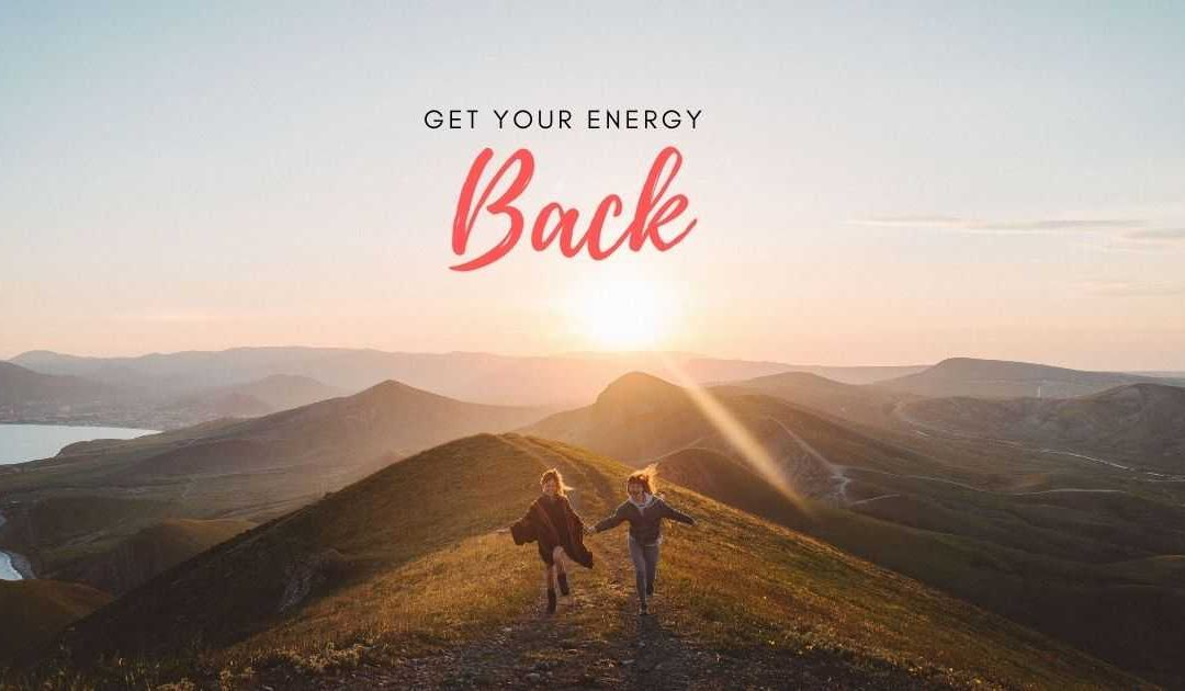 How to return your energy and life? Get rid of existence – easy method